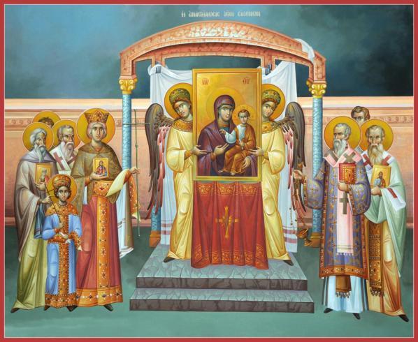 1st Sunday of Lent- of Orthodoxy