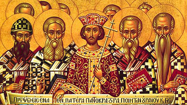7th Sunday of Pascha- Holy Fathers