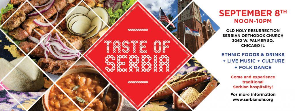 Taste of Serbia