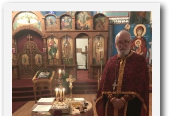 Vaskrsnji pozdrav parohijskog svestenika oca Luke Lukica